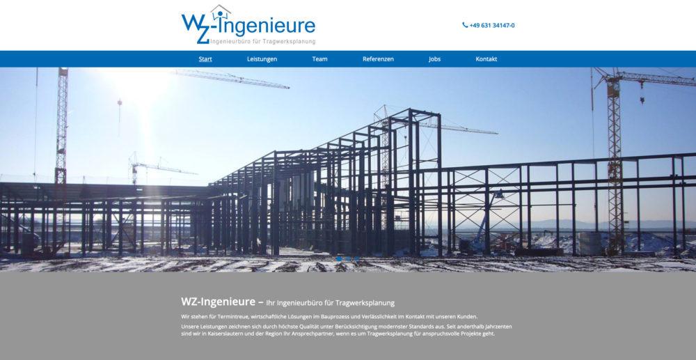Referenz WZ-Ingenieure