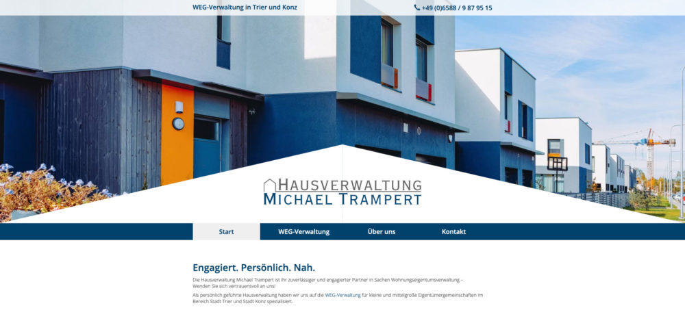 Hausverwaltung Michael Trampert