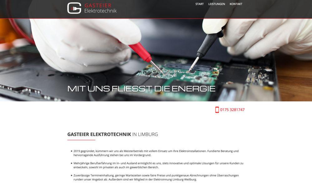 Elektrotechnik Gasteier
