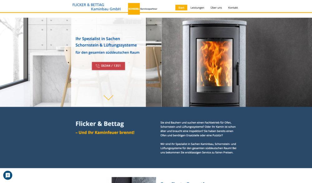 Flicker & Bettag Kaminbau GmbH
