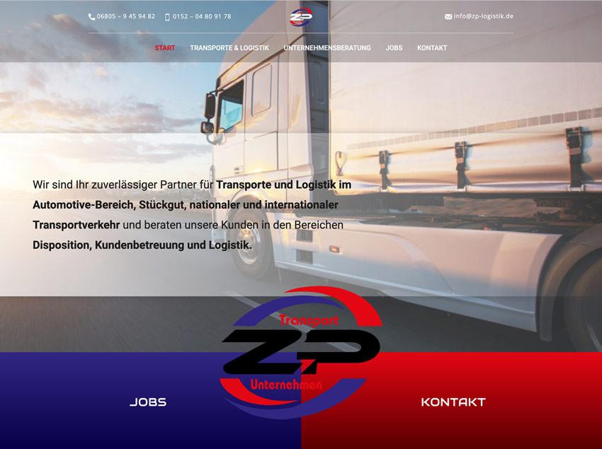 ZP Transportunternehmen