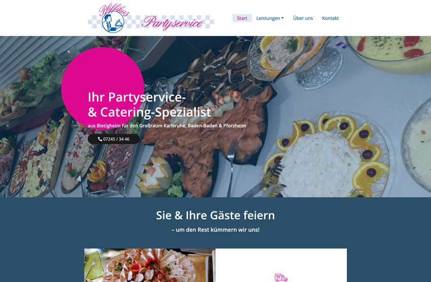 Pfiffikus Partyservice